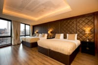 The Shankly Hotel double twin room