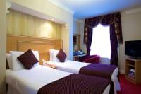 Hallmark Hotel Liverpool Inn twin room