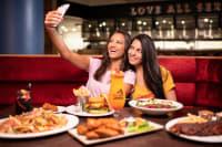 hard rock cafe Bar Meal - 3 Courses