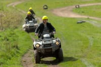 Max Event Quad Bike Stag Group Bournemouth FAM Trip CHILLISAUCE