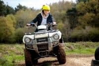 Max Event Quad Biking Hen Group Bournemouth FAM Trip CHILLISAUCE