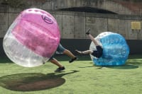 outdoor zorb football stag group extreme evets logo removed