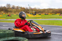 Karting North East Karting Experience track Newcastle - CHILLISAUCE