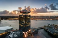 A'dam Lookout Tower - Amsterdam flip image
