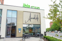Ibis Styles Leeds City Centre entrance