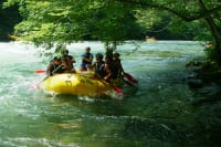 Mreznica White Water River Rafting, Huck Finn Adventure