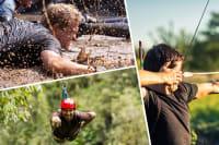 Rambo Forest Adventure multi choice