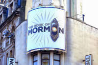 Prince of Wales Theatre - The Book Of Mormon