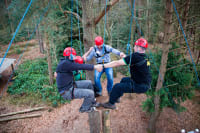 New Forest Activities - High Ropes