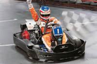 Indoor Karting - Grand Prix Plan A  Event Management