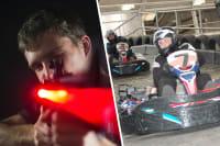 Karting and Laser