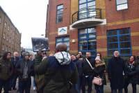 London Gangster tour