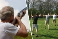Shooting Multi Activity Day