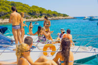 Stag Croatia speed boat parties