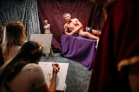 Nude Drawing Classes