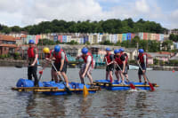 Raft Building Stag
