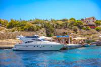 Luxury Yacht To Pakleni Island