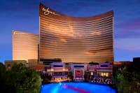 Wynn Las Vegas - Hotel exterior