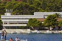 Delfin Hvar Hotel Crotia Outside
