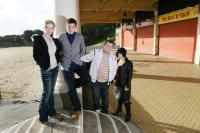 Gavin And Stacey Tour - Gavin, Stacey, Smithy And Nessa