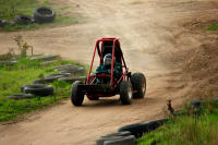Lockerwell Hill activity centre - dirt buggy track