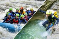 White Water Rafting & Canyoning - Edinburgh/Aberfeldy