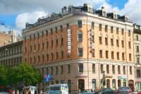 Irina Hotel - exterior of hotel