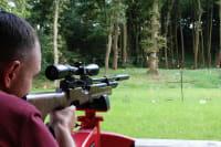 Air Rifle Target Shooting