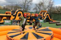 Inflatable Games, NPF Bassets Pole