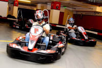 G1 Go Karting race