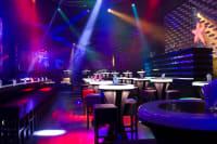 Generic nightclub bar - interior