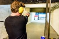 budapest Shooting range stag