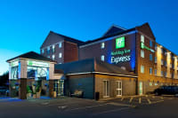 Holiday Inn Express Newcastle Metro exterior