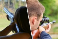 Clay and Air Rifle Multi-combo