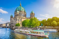 A boat cruise in berlin