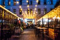 Budapest Bar Crawl Jewish Quarter