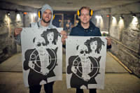 target shooting men