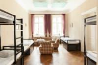 Hostel Fledo Brno - bedroom