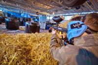 Ultimate Indoor Paintball_Liverpool_a boy who is shooting_supplier