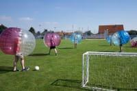 Bublefutbal SK - exterior