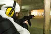 Riga Target Shooting Guns kalashnikov rifle Hen