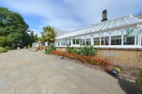 Birmingham botanical garden - exterior