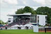 Worcester Racecourse - racetrack