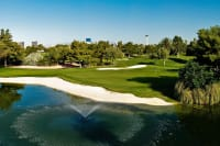Las Vegas National Golf Centre - Golf green