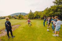 Academy Golf Club Budapest footgolf