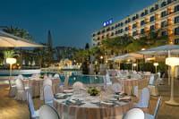 H10 Andalucia Plaza - Terrace area