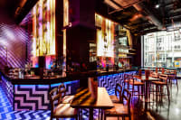 Tiger Tiger London Bar Area