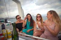Oceanis 41 Yacht hen group