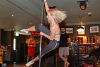 Pole Dancing Lessons Hen Brighton  - CHILLISAUCE