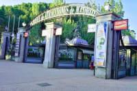 Theme Park Entry